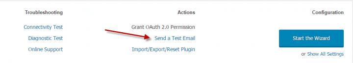 كيفية إرسال ايميل فى ووردبريس باستخدام SMTP 13